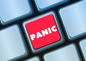 Google ranking drop panic