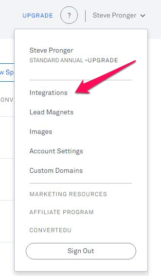 LeadPages Integrations 1