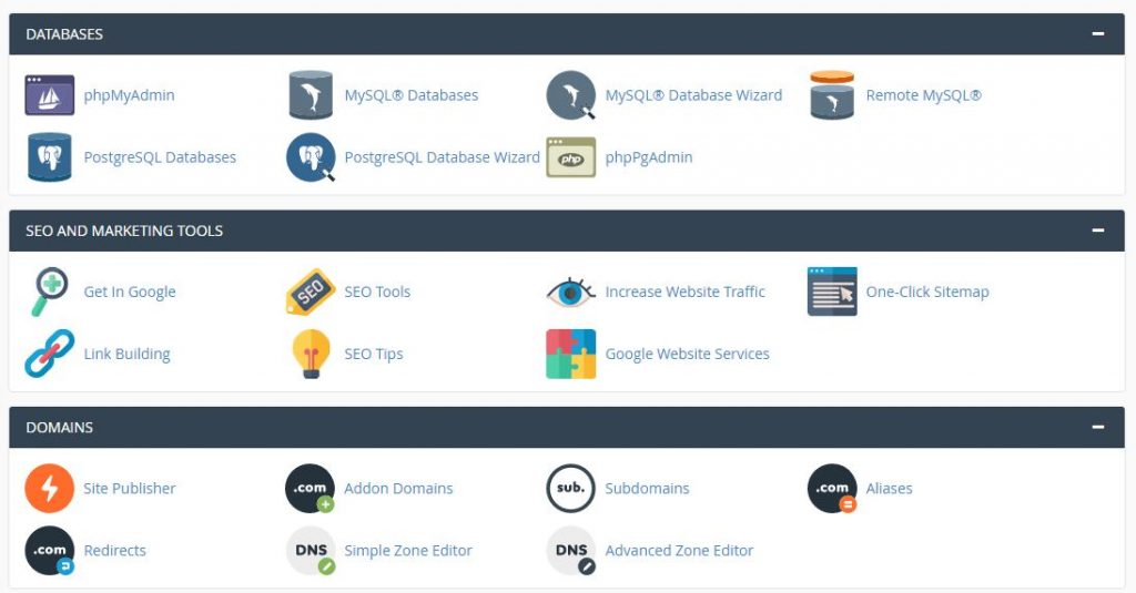 A2 Webhosting Review cPanel