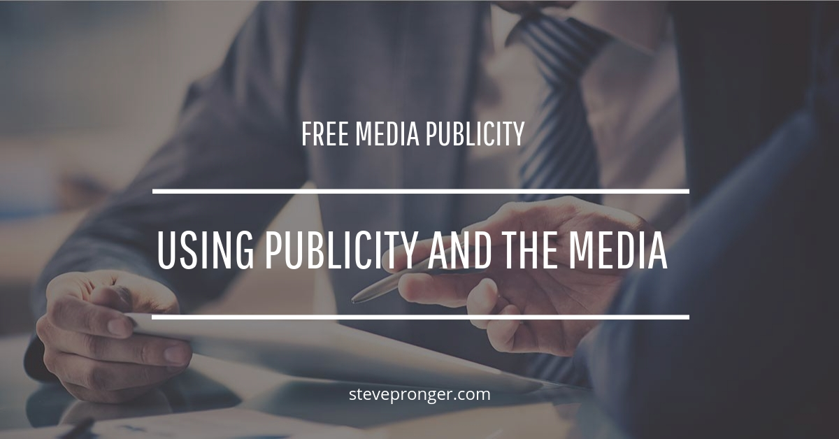 Media Mentions - Using Publicity and the Media