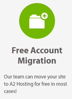 Free site migration