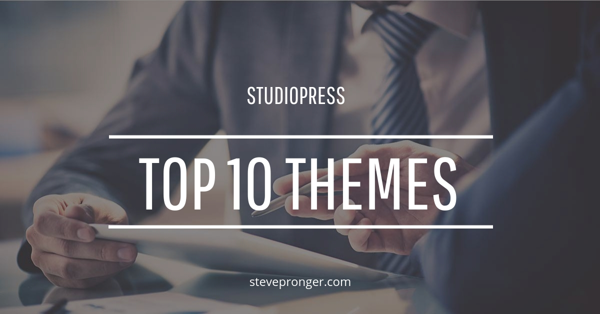 StudioPress Top Themes