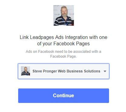 Leadpages Facebook ads